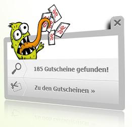 Gratis Gutschein-Toolbar von couponster.ch