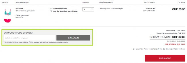 Gutschein-Hilfe Outletcity.com