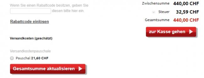 Gutschein-Hilfe Bürostuhl-Shop.ch