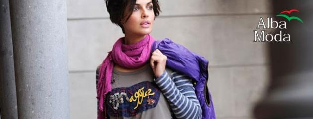 Mit der Mode von ALBA MODA können Sie Ihre Persönlichkeit und Ihre selbstbewusste Ausstrahlung perfekt unterstreichen