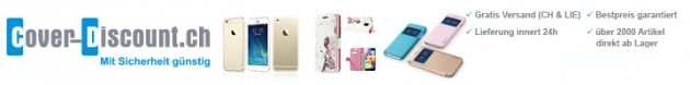 Cover Discount bei Couponster.ch