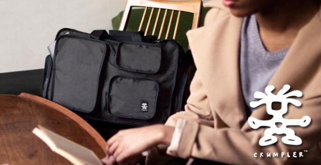 CRUMPLER Taschen sind aus hochwertigen Materialien handgefertigt, dank Ihrer langlebigen Qualität findest du in ihnen treue Begleiter für viele Jahre.