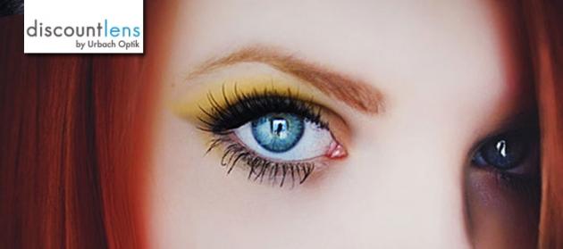 Willst Du Deine Augenfarbe verändern, sind farbige Kontaktlinsen, die nach Deinen Angaben für die Sehstärke geschliffen werden, genau das Richtige für Dich.
