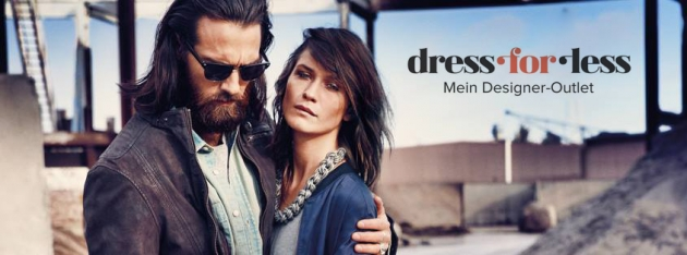 Dress for Less - das Designer-Outlet
