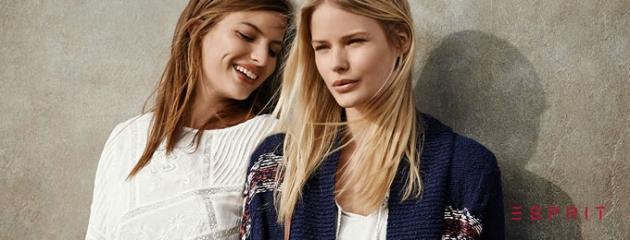 Esprit ist bestrebt, der beste Anbieter für Casual Fashion zu sein und ein hervorragendes Preis-Leistungsverhältnis anzubieten