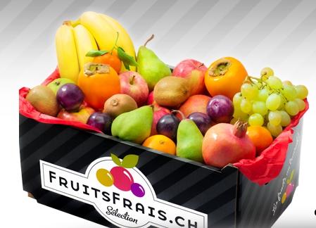 Fruitsfrais bei Couponster.ch