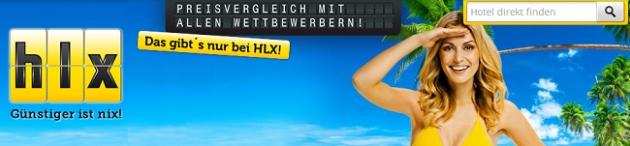 HLX Werbebanner