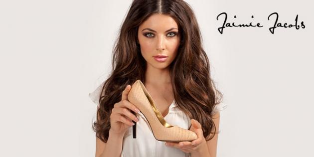 Egal welche Farbe oder Grösse du suchst, bei Jaimie Jacobs kannst du dir deinen Schuh nach Wunsch kreieren.