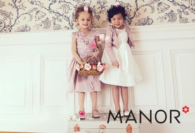 Manor hat auch süße Kindermode im Angebot