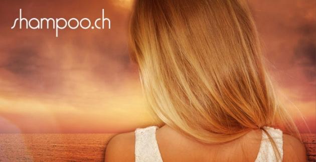 Im Shampoo.ch Online-Shop sparen - so geht's