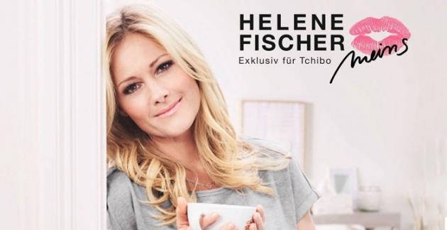 Helene Fischer hat bei Tchibo eine exklusive Modekollektion herausgebracht