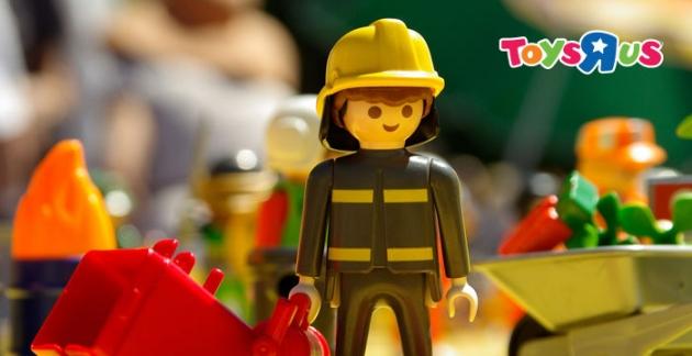 Fachmarkt für Kinder - das Sortiment von ToysRus