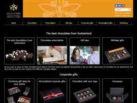 Screenshot von Selection Chocolatiers