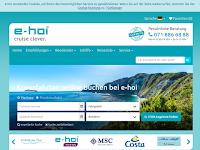 Screenshot von e-hoi CH