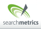 Screenshot von Searchmetrics